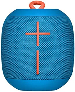 UE Wonderboom Super Portable Waterproof Bluetooth Speaker, Subzero Blue