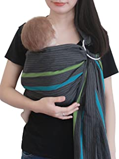 ring sling carries toddler