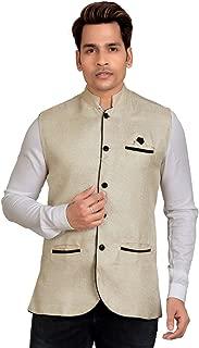 Kandy Men's Cotton Nehru Jacket