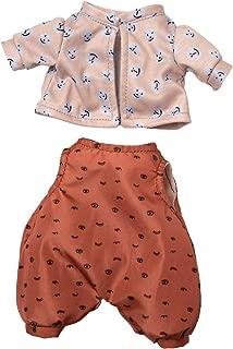 "Manhattan Toy Wee Baby Stella Field Trip 12"" Baby Doll Outfit Set"