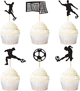 Best soccer ball cupcake cake Reviews