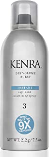 Kenra Dry Volume Burst #3, 7.5-Ounce