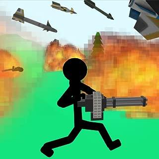Stickman Gun War 3D