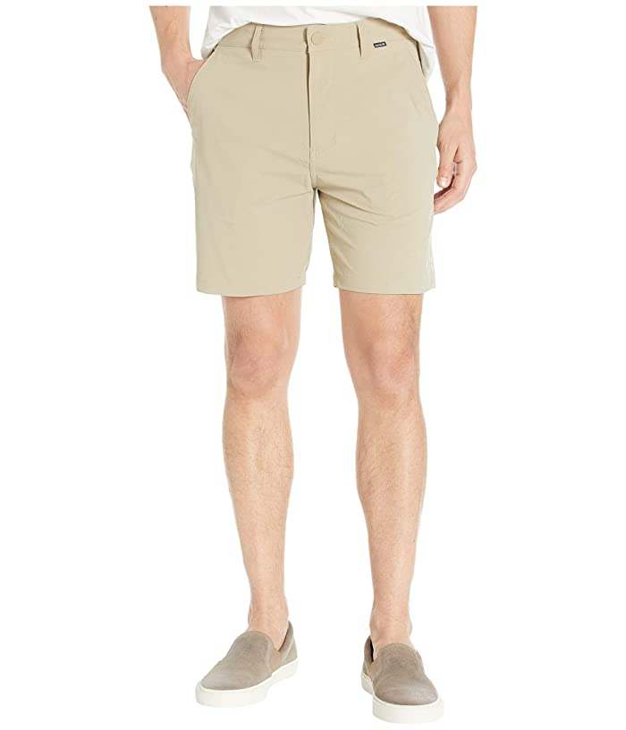 Hurley  18 Dri-Fit Chino 2.0 Shorts (Khaki) Mens Shorts