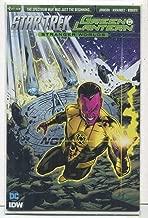 Star Trek/Green Lantern #2 of 6 NM Stranger Worlds DC/IDW Comics CBX35
