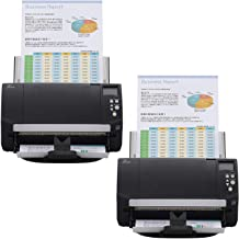 $1387 » Fujitsu fi-7160 Color Duplex Document Scanner - Workgroup Series (2-Pack) (Renewed)