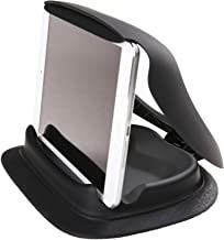 Navitech in Car Dashboard Friction Mount Compatible with The Motorola Moto G5 16GB with 3 GB RAM (Dual Sim) UK SIM-Free Sm...
