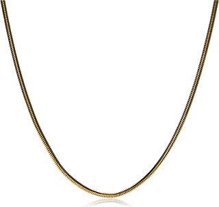 BERING Women Stainless Steel Necklace - 424-20-600