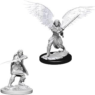 WizKids Dungeons & Dragons Nolzur's Marvelous Miniatures: Female Aasimar Fighte