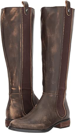 Brown Worn Leather