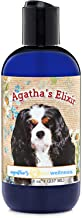 Agatha's Elixir Prebiotics for Dogs ● Appetite Stimulant for Picky Eaters and Senior Pets ● Green Tea & Milk Thistle Boost Immune System, Liver Detoxifier