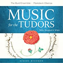 Music for the Tudors: Tallis, Sheppard & White