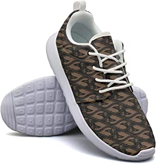 Retro Womens Running Shoes Foam Walking Shoes Sneakers