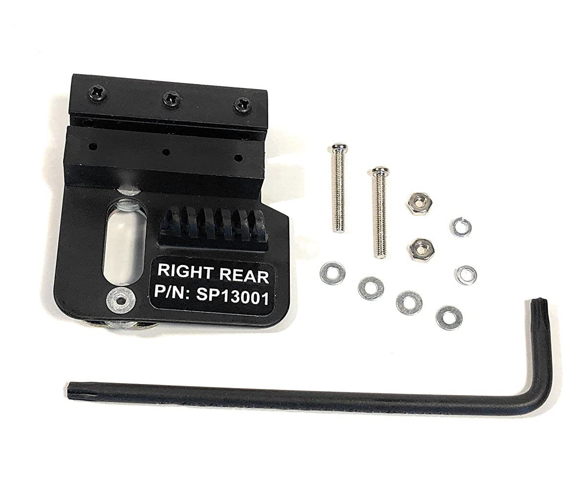 Steiger Performance Power Window Regulator Repair Kit for 2002-2006 Jeep Liberty, Right Rear