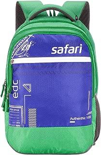 SAFARI 26.5 Ltrs Blue Casual Backpack (CODE19CBBLU)