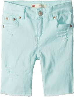 Levi's® Kids Seaside Bermuda Shorts (Toddler)