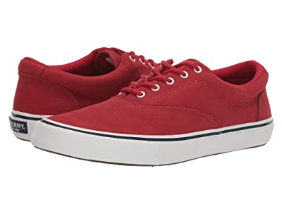 Sperry Striper II CVO Washable (Red) Men