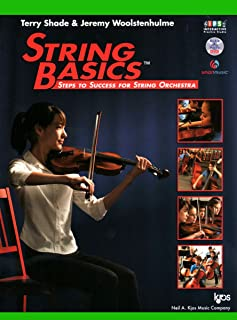 String Basics-Steps to Success for String Orch. 3: Violin