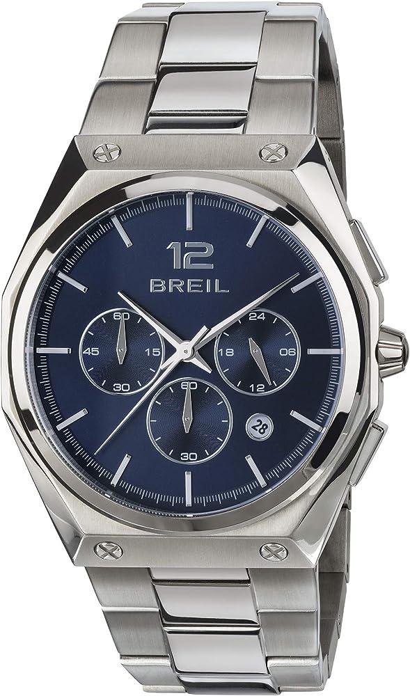 Breil orologio cronografo in acciaio inossidabile TW1842