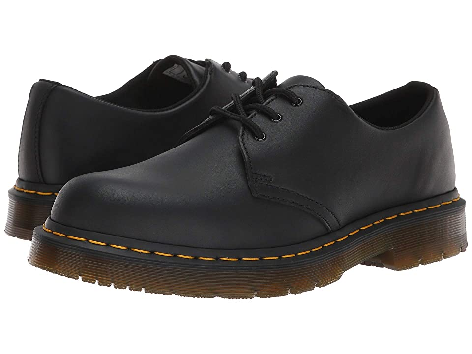 Dr. Martens Work 1461 SR (Black) Lace up casual Shoes