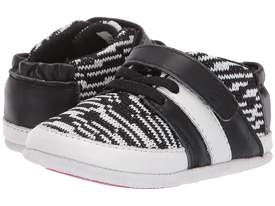 Robeez Mason Mini Shoez (Infant/Toddler) (Black) Boy