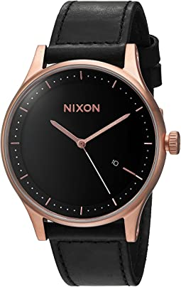 Nixon The Station Leather
