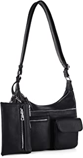 tooled leather concealed carry purse
