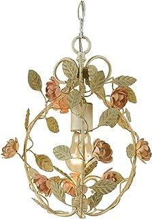 AF Lighting 7051-1H Ramblin' Rose Mini Chandelier