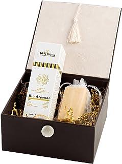 biOriens Argan Beauty Secret Agadir: Presentset med organisk arganolja (100 ml) och Argan naturtvål (100 g)