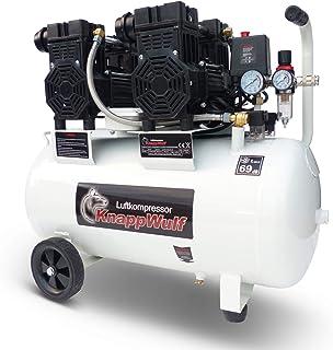KnappWulf Kompressor'mucksmäuschenstill' Modell KW2070 DIE NEUE GENERATION 8bar Druckluftkompressor 69db