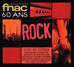 Collection Fnac 60 Ans Rock