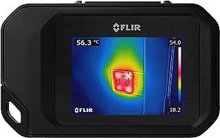 FLIR(フリアー) FLIR C3 Wi-Fi 小型赤外線サーモグラフィカメラ 国内正規品 最長2年保証 80x60画素 Wi-Fi機能 耐落下衝撃性能