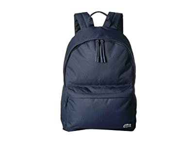 Lacoste Backpack (Eclipse Blue/Cobalt) Backpack Bags
