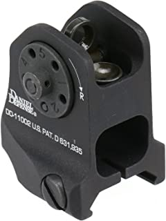 Daniel Defense A1.5 Fixed Rear Sight Assembly - 19-064-11002