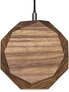 Oakywood Wireless Charger (Walnut Wood)
