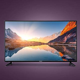 "Devanti Smart TV 40 Inch LED TV 40"" 2K Full HD LCD Slim Screen Netflix Dolby"