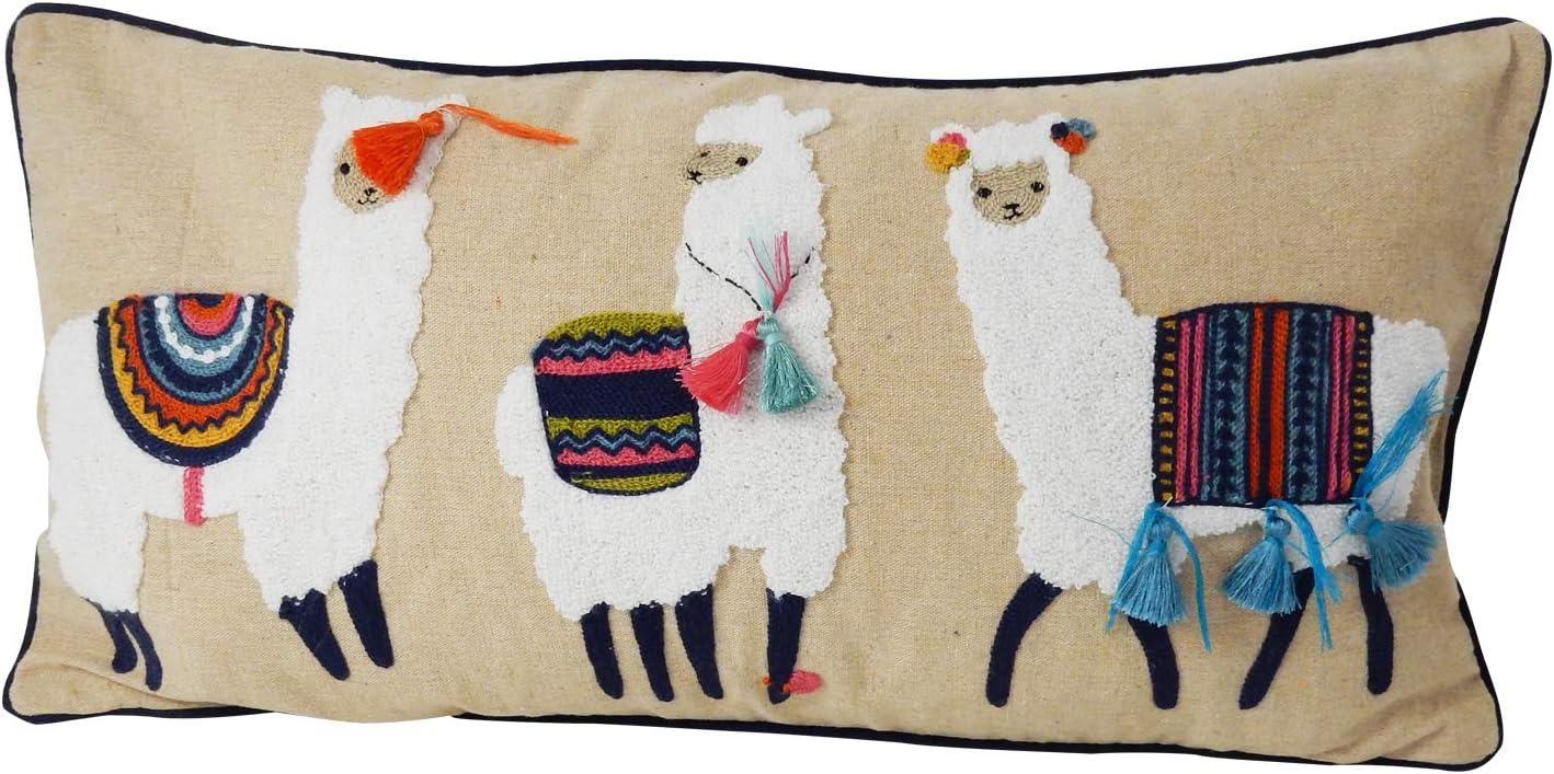 BOHOPHY Animer and price revision Alpaca Nursery Cushion Boho T Neutral High material Cover Throw Pillow