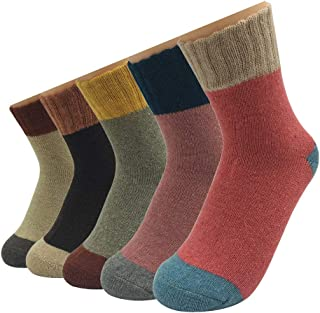 Thick Wool Socks Women Winter Cashmere Warm Socks Ladies Girls