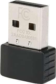 Rosewill USB Wireless Adapter/WiFi Adapter/WiFi Dongle, AC600 Wireless Dongle, Dual Band 2.4G/5G WiFi Network Adapter for Laptop Desktop Win XP/7/8/10, Mac OS X 10.4-10.12.2