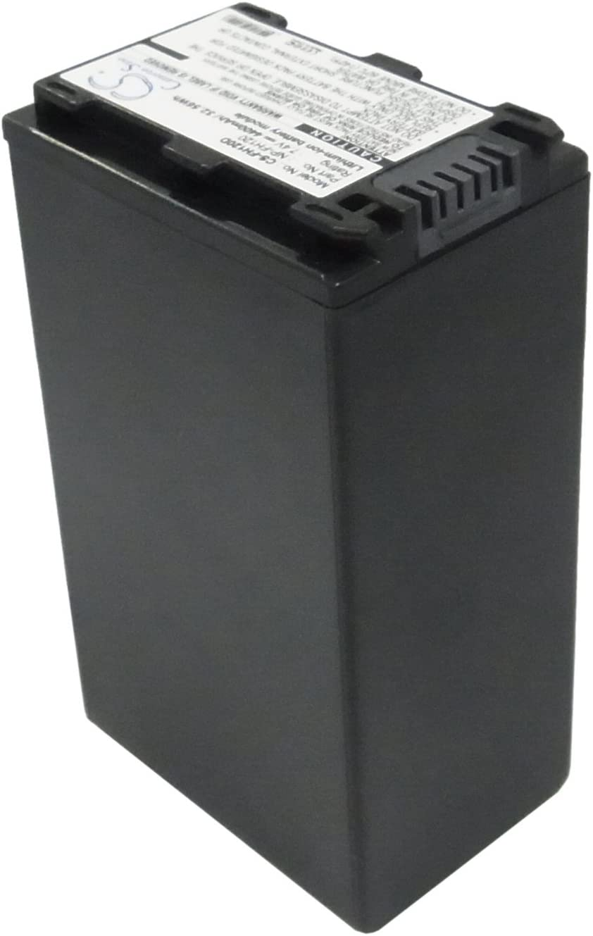 Cameron Sino Rechargeble Battery for Sony Free shipping on posting Branded goods reviews DCR-DVD810
