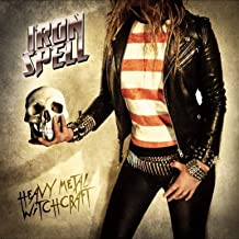 Iron Spell Heavy Metal Witchcraft (Cd)