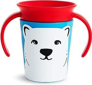 Munchkin Miracle 360 WildLove Trainer Cup, Polar Bear, 6 oz/177 ml
