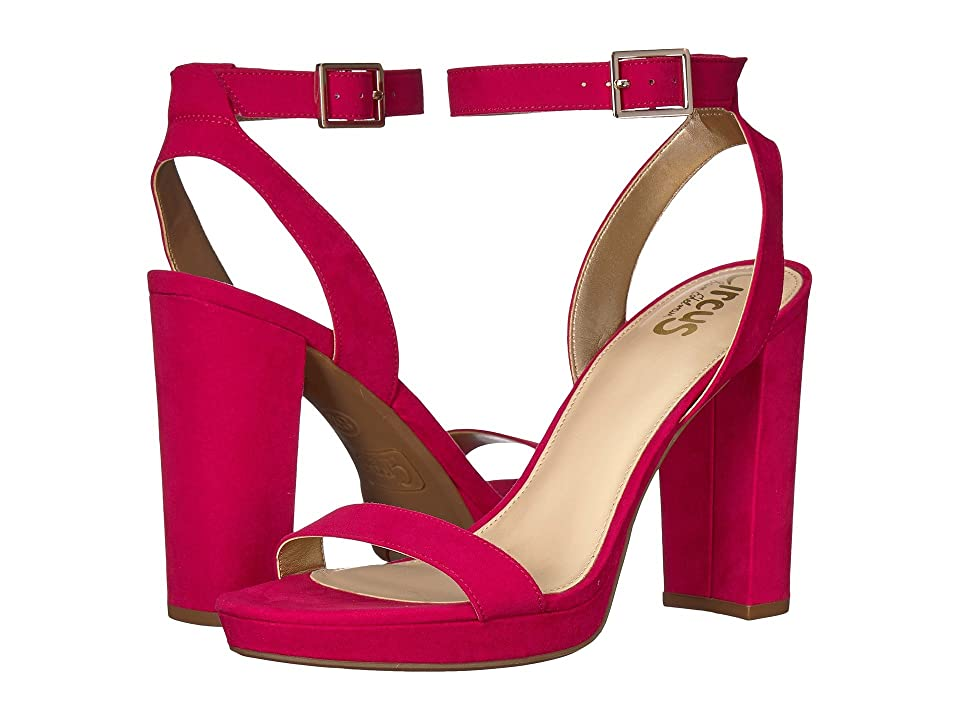 Circus by Sam Edelman Annette (Pink Magenta Microsuede) Women