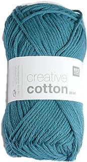 Rico Design Creative Cotton Aran - Petrol (047)