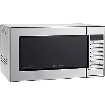 Samsung GE87M-X/XEC - Microondas con grill, 800W/1100W, 23 litros ...