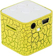 shiy Bluetooth Speaker Lightweight MP3 Player Speaker LED Night Light Colorful Water Cube Speaker External Sound Card Spea... photo