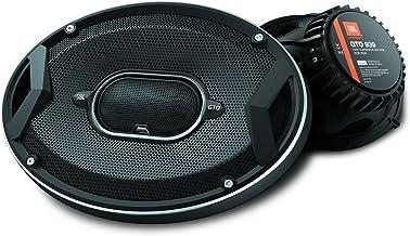 "JBL GTO939 GTO Series 6×9"" 300W 3 Way Black Car Coaxial Audio Speakers Stereo"