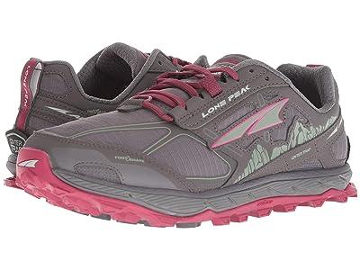 Altra Footwear Lone Peak 4 (Raspberry) Women