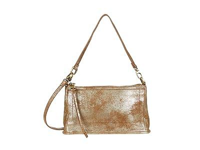 Hobo Cadence (Gilded Leaf) Cross Body Handbags