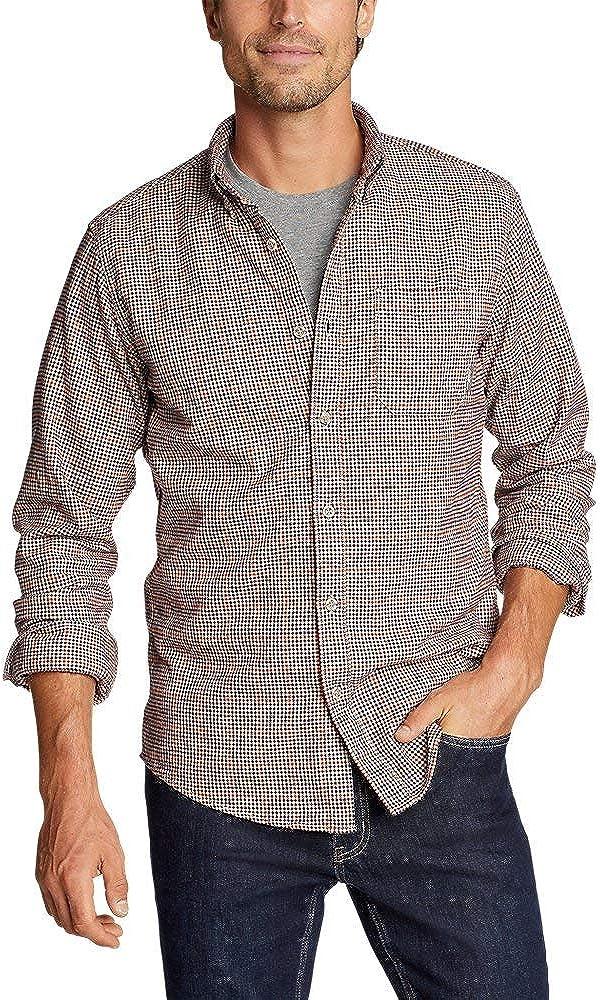Plaid Tall Eddie Bauer Mens Eddies Favorite Flannel Classic Fit Shirt